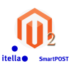 Itella SmartPOST Estonia shipping module for Magento 2