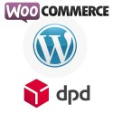 DPD Courier to home or work module for WooCommerce