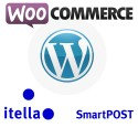 Itella (SmartPOST, SmartEXPRESS, SmartKULLER) shipping module Wordpress Woocommerce